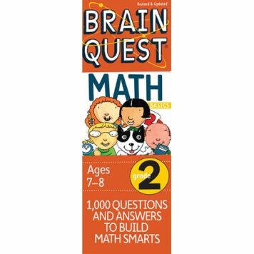 Bq: Math 2nd Grade Rev. - Paperback