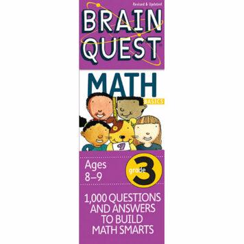 Bq: Math 3rd Grade Rev. - Paperback