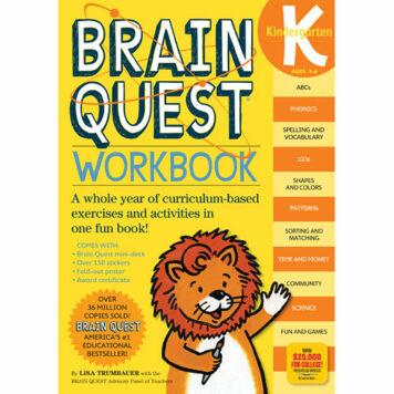 Bq Workbook: Kindergarten Paperback