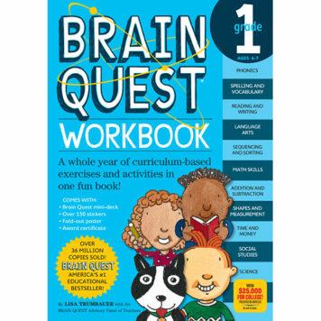 Bq Workbook: Grade 1 Paperback