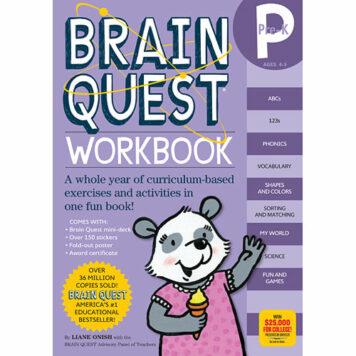 Bq Workbook: Pre-k Paperback