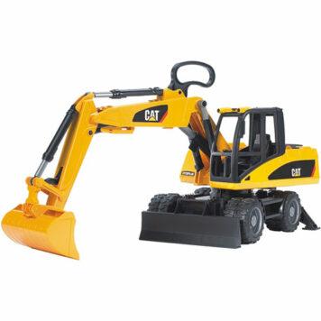 Cat Wheeled Excavator