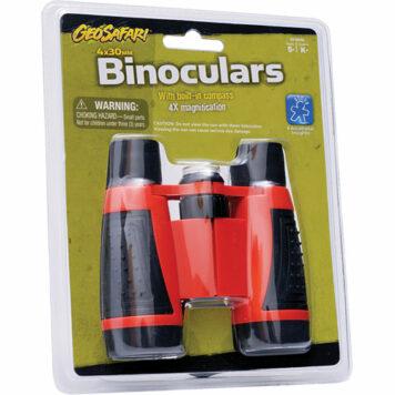 Geosafari Binoculars With Compass