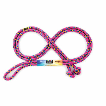 8 Foot Jump Rope-raspberry
