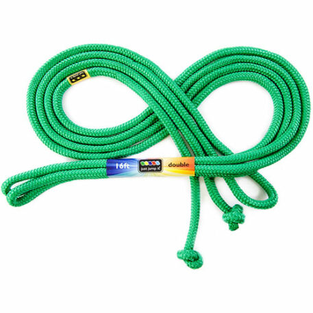 16 Foot Jump Rope-green