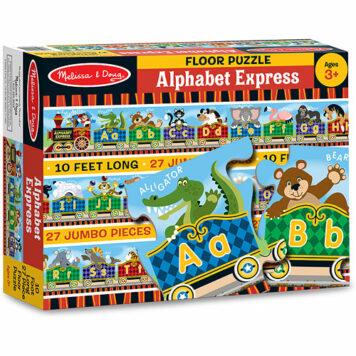 Alphabet Express (27pc)