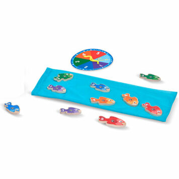 Catch & Count Fishing Game