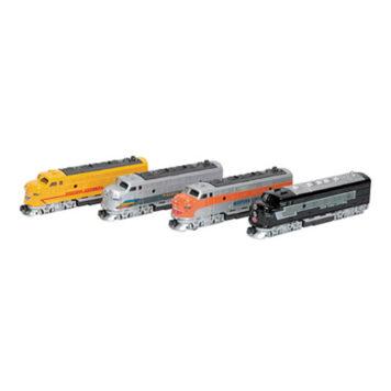 Diecast Locomotives