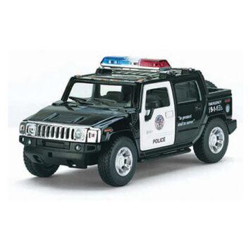 Diecast 2005 Police Hummer H2