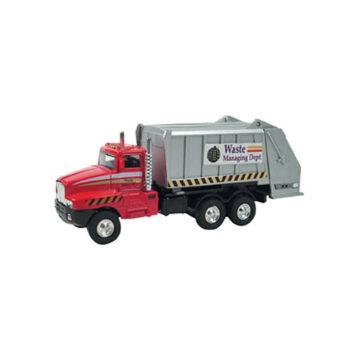 Diecast Sanitation Truck