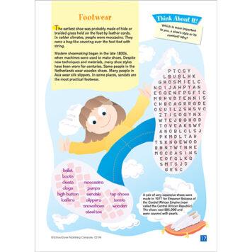 Word Search Challenges Activity Zone Workbook