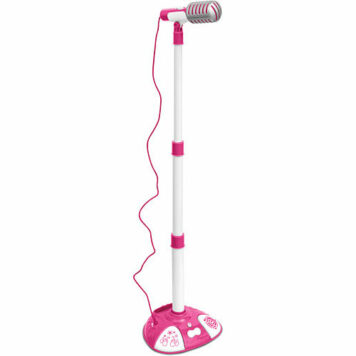 Showtime Stage Microphone with MP3 connection (PINK)