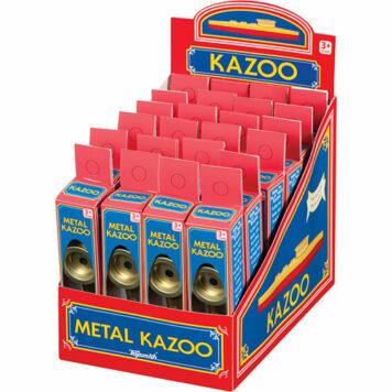 Metal Kazoo Boxed