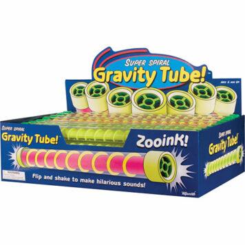 Spiral Gravity Tube