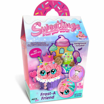 ALEX DIY Sweetlings Frost-A-Friend Princess