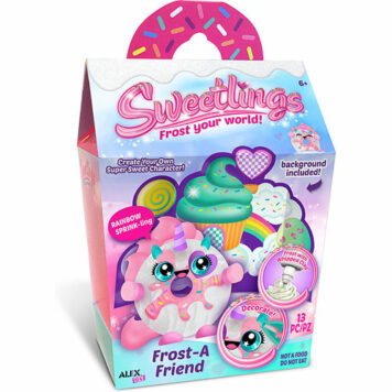 ALEX DIY Sweetlings Frost-A-Friend Unicorn