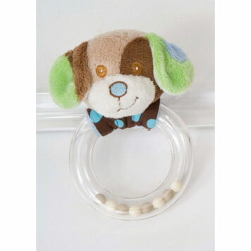Blue Dog Rattle (ring)