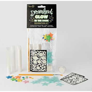 Dreamland Fairy Glow-in-the-Dark Decoration Kit