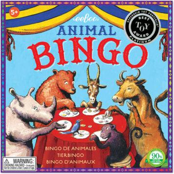 Animal Bingo Square (3ED)