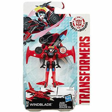 Transformers Robots in Disguise Legion Class Windblade Figure