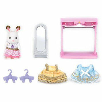 Calico Critters Cosmetic Counter Playset