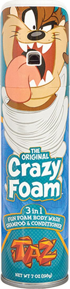 Taz Crazy Foam