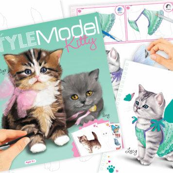 Style Model Kitty
