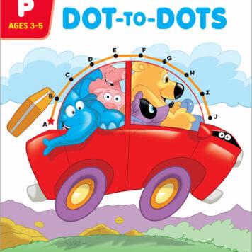 ABC Dot-to-Dots Workbook