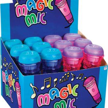 Translucent Magic Mic