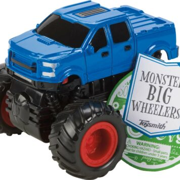 Monster Big Wheelers