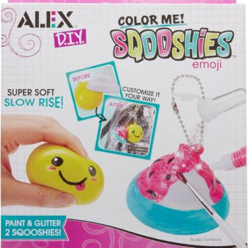 ALEX DIY Color Me Sqooshies - Emoji