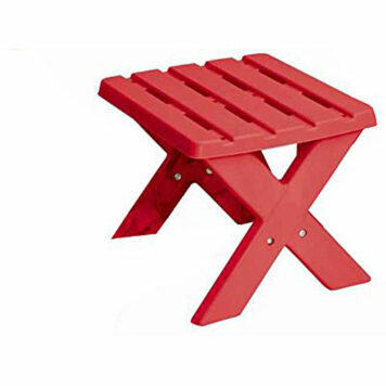 American Plastic Toy Adirondack Table Playset