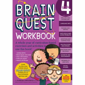 Bq Workbook: Grade 4 Paperback