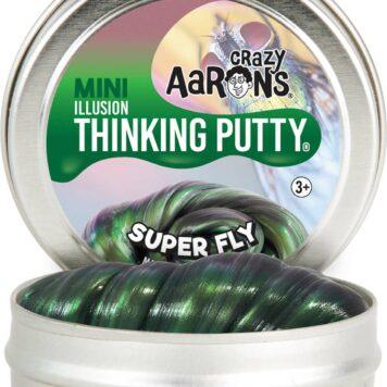 "Crazy Aaron's Super Fly Illusion Thinking Putty 2"" Tin"