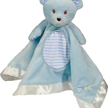 Blue Bear Snuggler