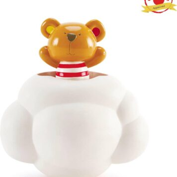 Pop-Up Teddy Shower Buddy