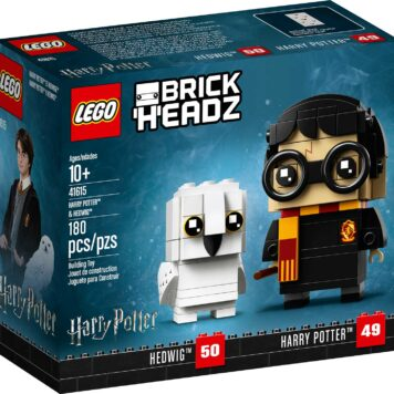 BrickHeadz - Harry Potter & Hedwig