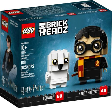 BrickHeadz - Harry Potter & Hedwig