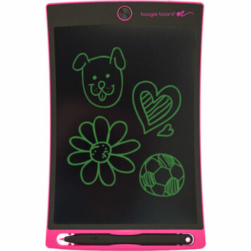 Boogie Board Jot 8.5 LCD eWriter, Pink