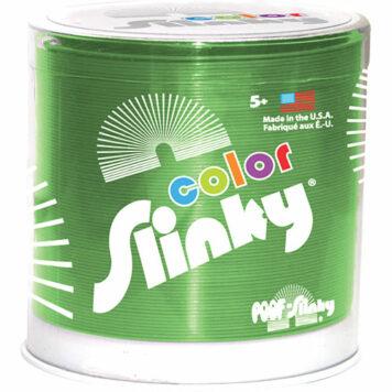 Color Metal Slinky Green