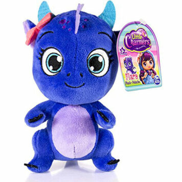 Little Charmers Flare Basic Plush Pet Toy