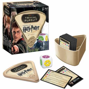 World of Harry Potter - TRIVIAL PURSUIT