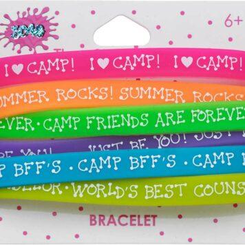Camp Friends Forever Bracelets