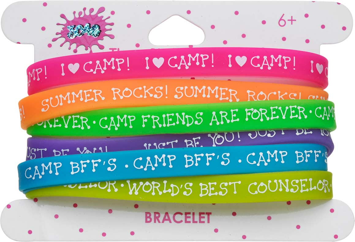 Camp Friends Forever Bracelets