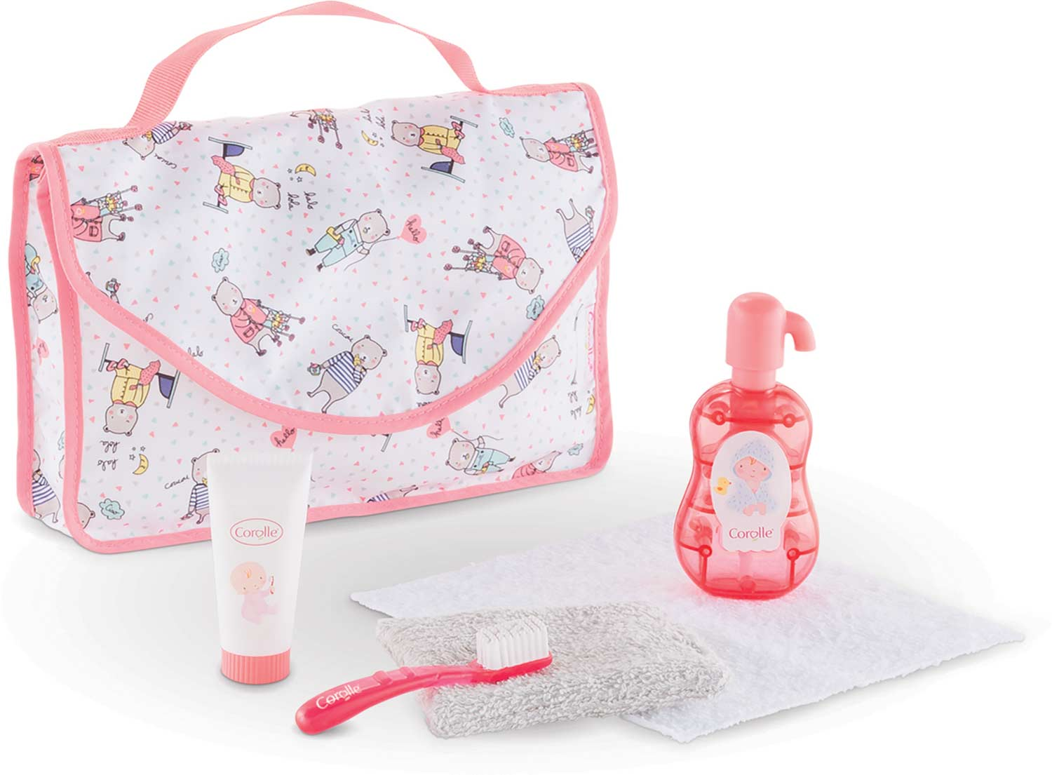 "BB14"" & 17"" Baby Care Set"