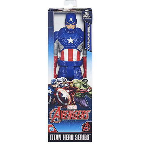 Marvel Titan Hero Series Captain America